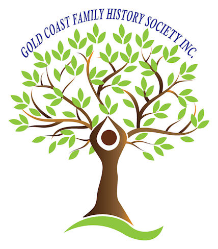 Gold Coast Family History Society Logo