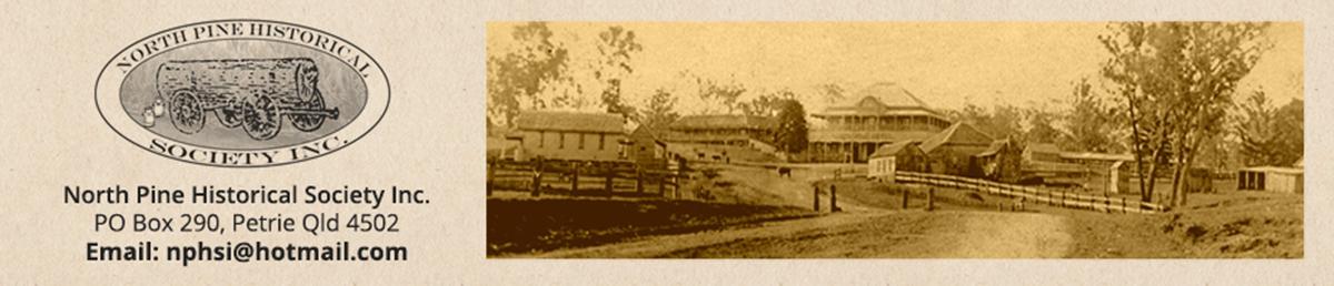 North Pines Historical logo
